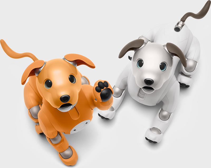 ロボット犬 aibo