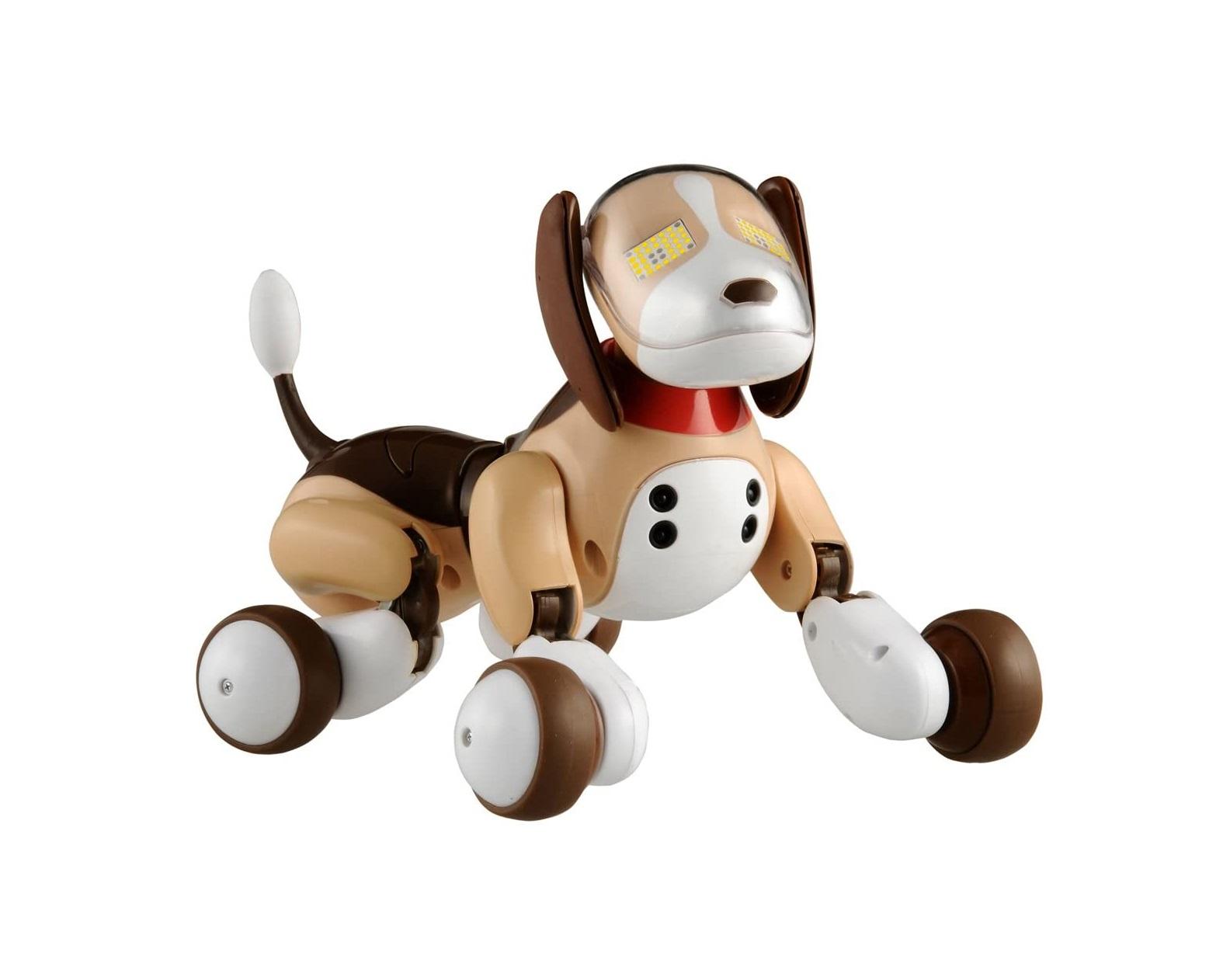 ロボット犬 ハロー! ズーマー ビーグル犬