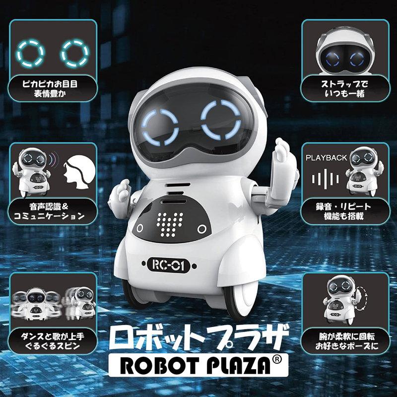 ポケットロボット、多機能でおもしろい