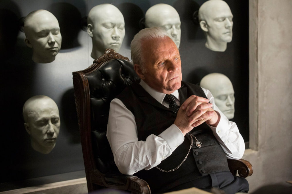 ウエストワールド、パークの創設者ロバート・フォード博士をアンソニー・ホプキンスが演じる!