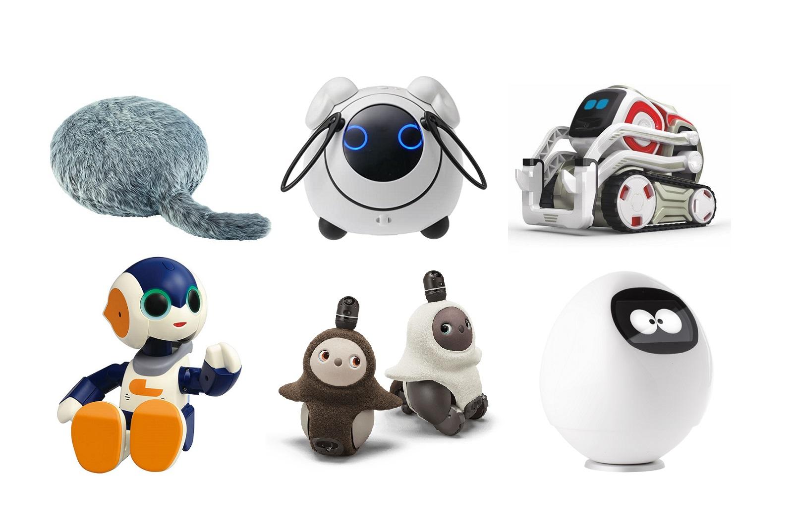 今流行りのコミュニケーションロボットおすすめ9選、家族向けからユニークなものまで