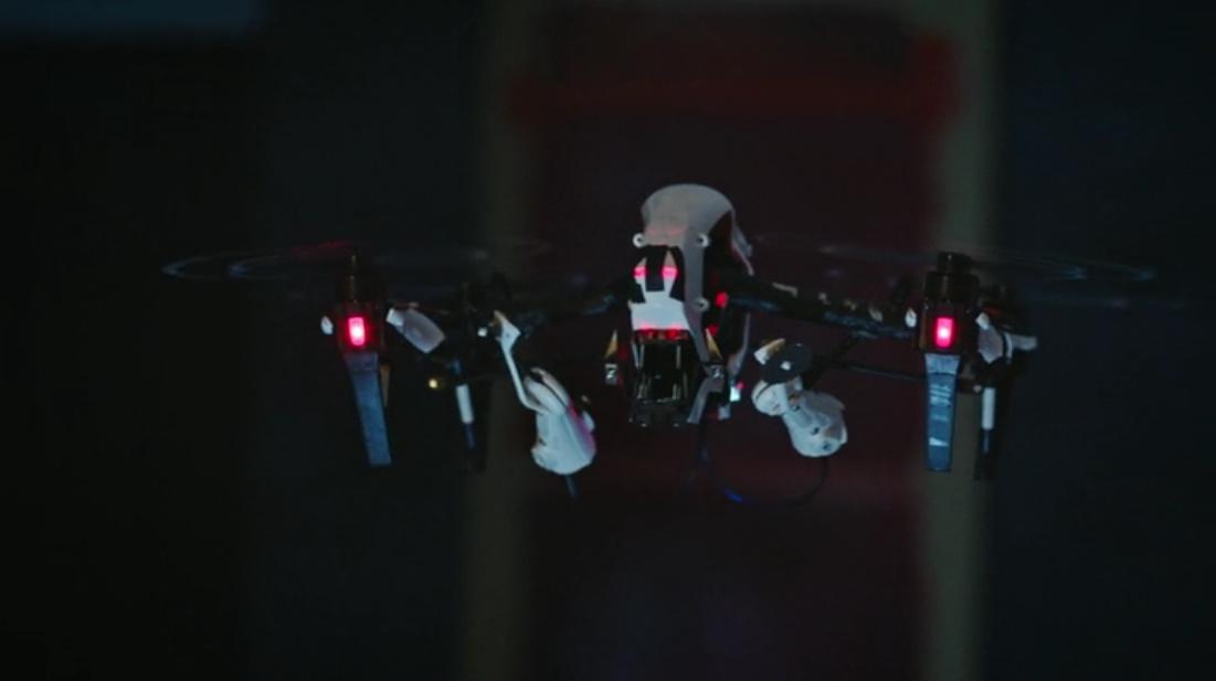 【2020年】新作ドローン映画『DRONE/ドローン』が最高!