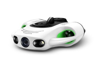 水中ドローン BW Space Pro ZOOMモデルの機能紹介、利用シーンのご紹介