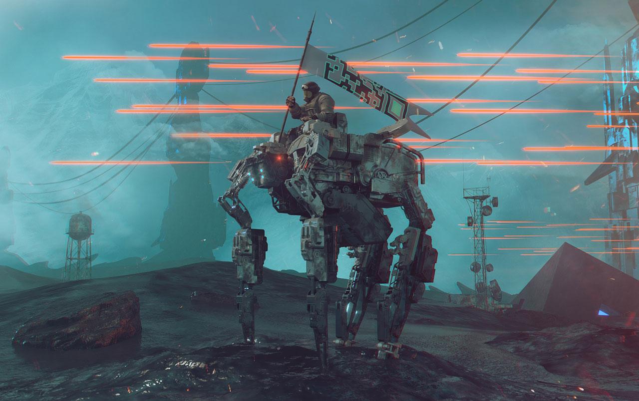 まるで「Spot」みたい? 多脚ロボットが登場するSF映画おすすめ5選