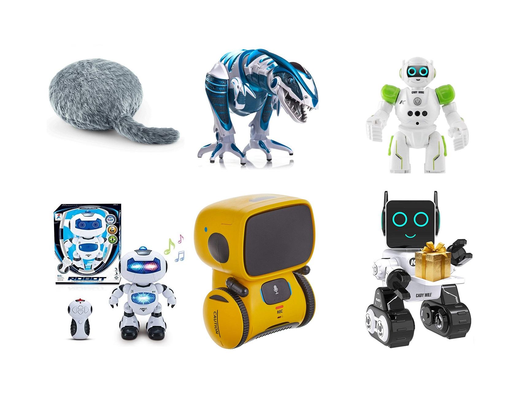 【2020年最新】3大ECモールでよく売れているおすすめ人気ロボット6選、コスパ最強はこれだ!