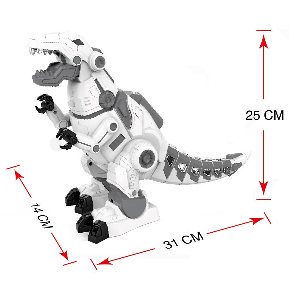 恐竜型ロボット【T-REX】説明と仕様、パッケージ情報