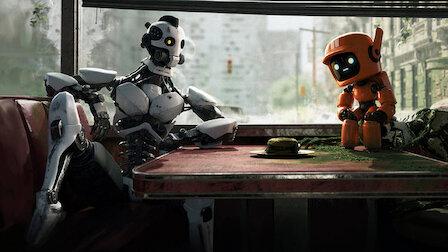 個性派ロボットたちのコミカルな終末旅行『ロボット・トリオ』 人類が絶滅した後の地球。荒廃した街並みの中を、3体のロボットが旅している。