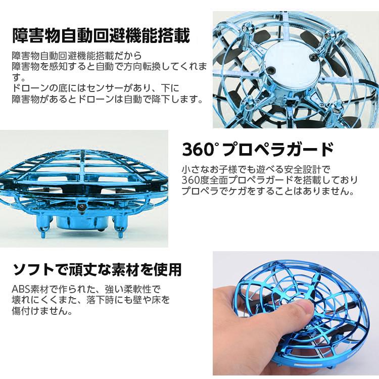 UFO Drone(UFOドローン)説明と仕様