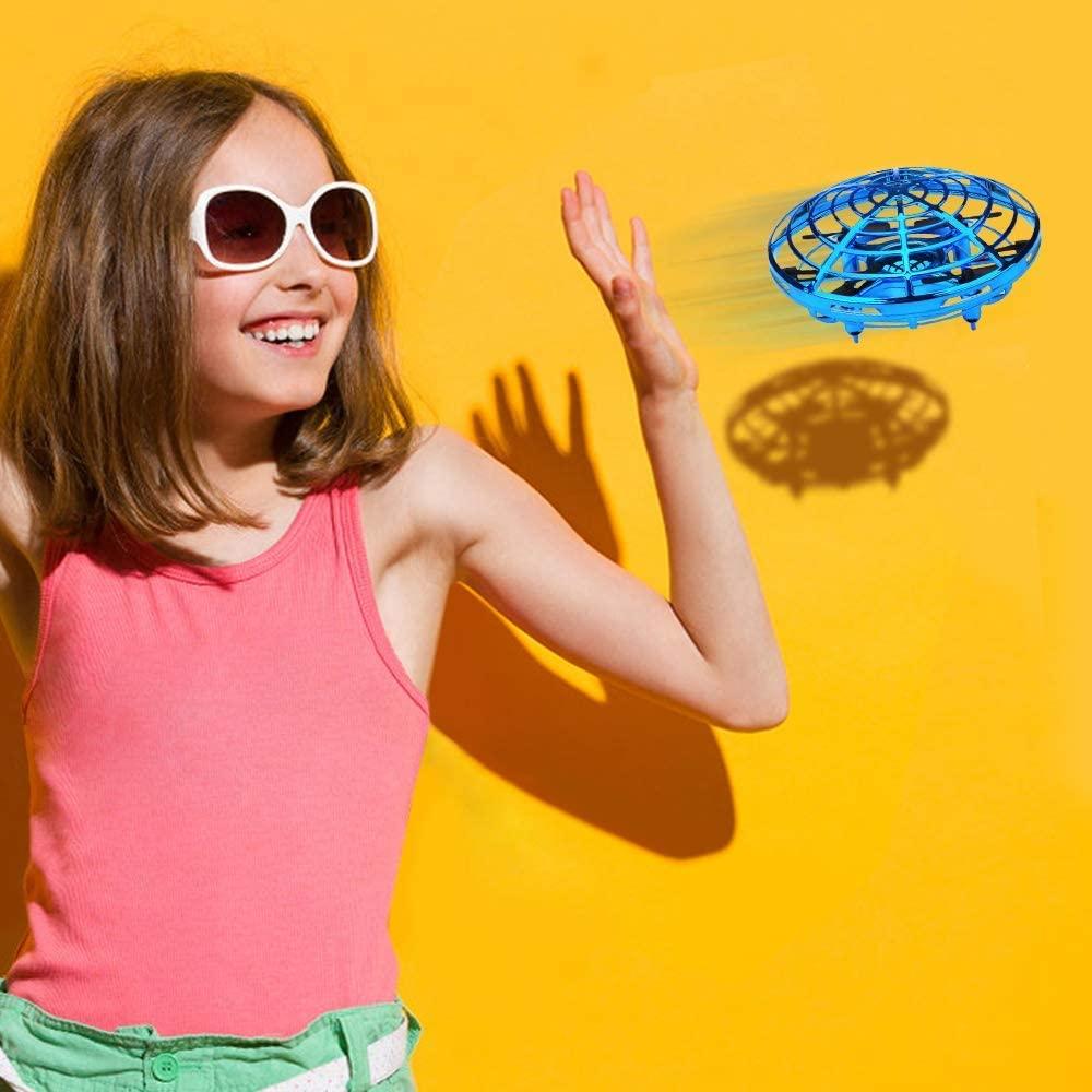 UFO Drone(UFOドローン)子供が大好きなドローン玩具です。誕生日プレゼント、クリスマスプレゼントに最適。子供だけではなく、大人でも楽しめるおもちゃです。