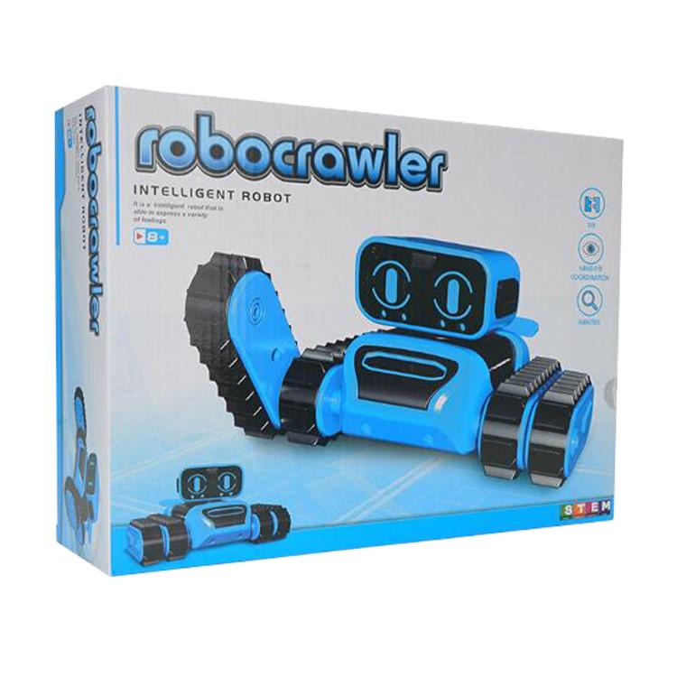 ロボットクローラーはギフトボックスに負けない高品質なパッケージで、お誕生日、子供の日、クリスマス、夏休み、冬休み、様々なイベントに最高な贈り物です。STEMおもちゃを組立てながら有意義な時間をお楽しみください。子供と一緒に過ごせる時間を満喫、親子関係を親密に。
