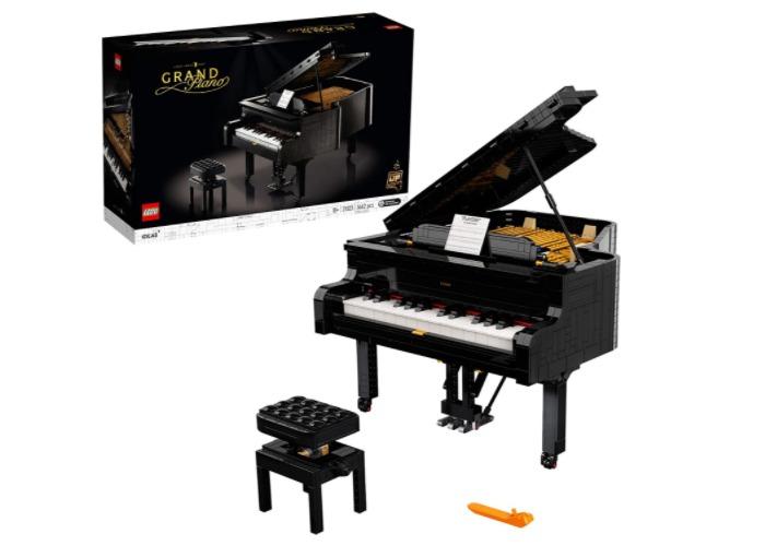レゴ,グランドピアノ