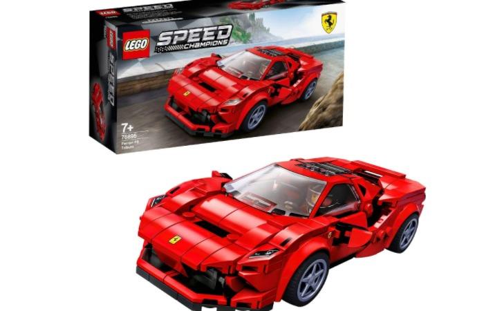 レゴ,スピード,チャンピオン,フェラーリ