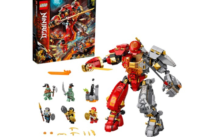 レゴ,ニンジャゴー,巨人メカ