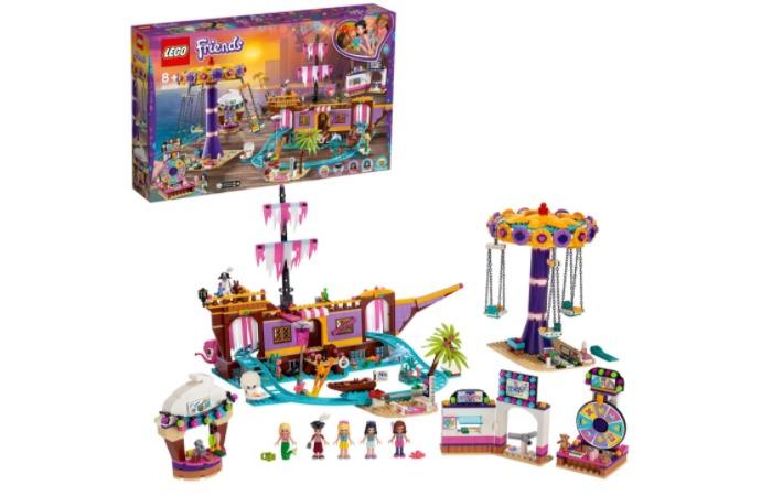 レゴ,フレンズ,遊園地