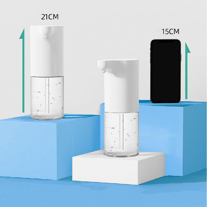 自動ソープディスペンサー 製品サイズ