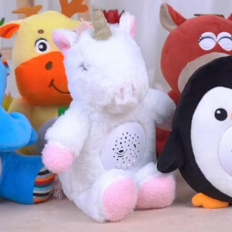 ぬいぐるみとしても可愛い 音声ライトユニットを取り外して、ぬいぐるみとしてもお使いいただけます。可愛くて、ねむねむ顔をしているペンギンです。抱っこしたら癒されます。