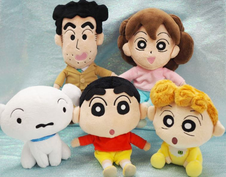 国民的人気アニメ作品、クレヨンしんちゃん、漫画をはじめ、テレビアニメ作品として知られており凄まじい人気を獲得しています! その人気しんちゃんのぬいぐるみです。